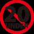20 UNDER